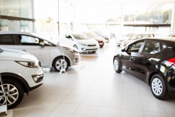 vente véhicule neuf