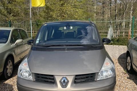 Renault Espace IV 2.0 dCi - 150 FAP  25th (9CV) - couleur champagne réf 2702